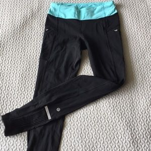 Lululemon full length Running Tights